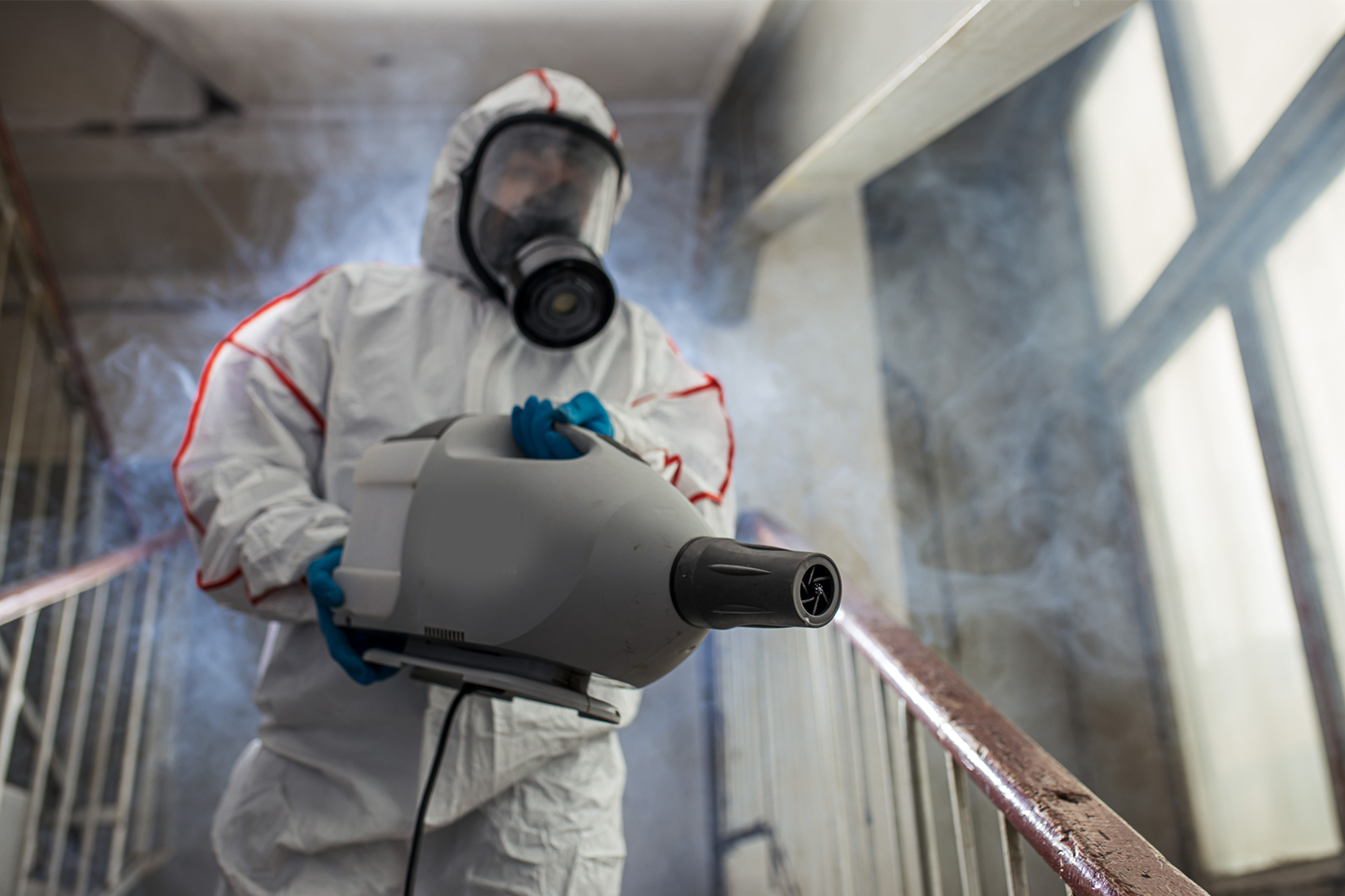 Domestic and commercial Anti-Viral Cleaning The Right Clean